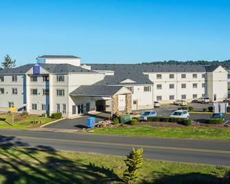 Motel 6 Newport, OR - Newport - Toà nhà