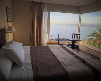 Diego De Almagro Valparaiso - Вальпараїсо - Bedroom
