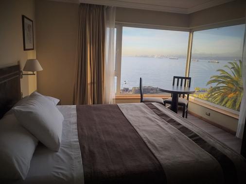 Diego De Almagro Valparaiso - Valparaíso - Makuuhuone