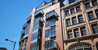 Atana Apartments - Manchester - Edifício