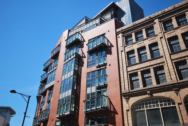 Atana Apartments - Manchester - Toà nhà