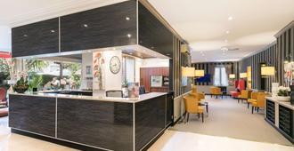 Best Western Plus Hotel Brice Garden - Niza - Lobby