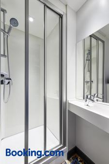 馬賽情人節 F1 酒店 - 馬賽 - 馬賽 - 浴室