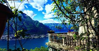 B&B Villa Le Ortensie - Faggeto Lario - Outdoor view