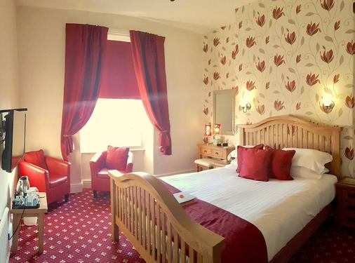 The Kendrick Guesthouse adults only - Llandudno - Bedroom