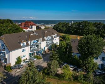 Hotel Seebrücke - Цингст - Здание
