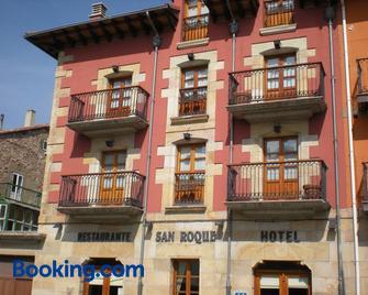 Hotel San Roque - Reinosa - Gebäude