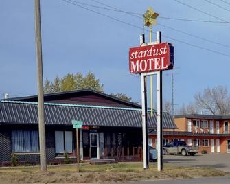 Stardust Motel - Shaunavon - Building