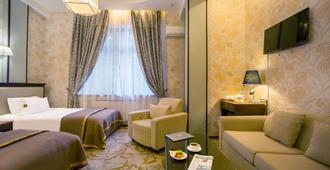 Hotel Happy Inn - סנט פטרסבורג - חדר שינה