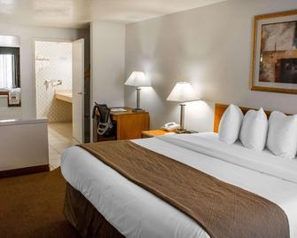 Quality Inn and Suites Longview Kelso - Longview - Slaapkamer