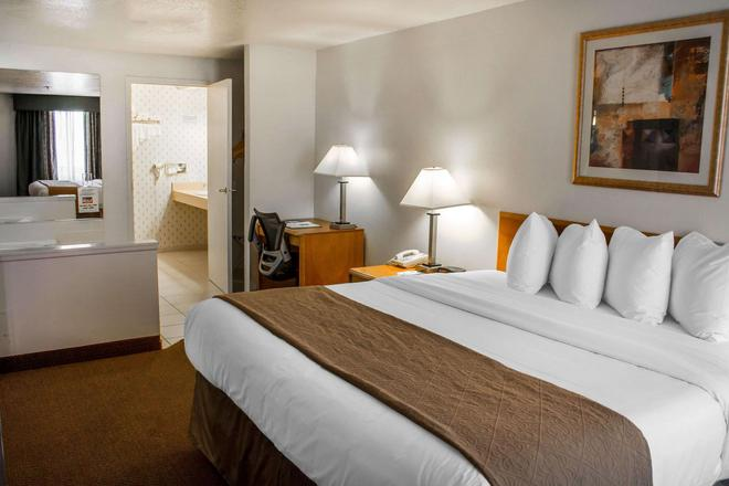 Quality Inn & Suites - Longview - Schlafzimmer