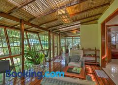 Uva Blue Villas - Cocles - Living room