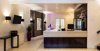Mercure Aberdeen Caledonian Hotel - Aberdeen - Front desk