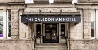 Mercure Aberdeen Caledonian Hotel - อเบอร์ดีน - อาคาร