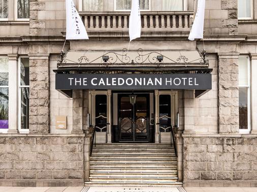 Mercure Aberdeen Caledonian Hotel - Aberdeen - Building