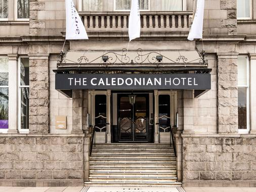 Mercure Aberdeen Caledonian Hotel - Αμπερντήν - Κτίριο