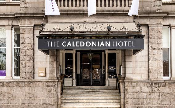 Mercure Aberdeen Caledonian Hotel 39 80 Aberdeen