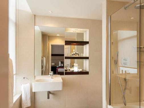 Mercure Aberdeen Caledonian Hotel - Aberdeen - Bathroom