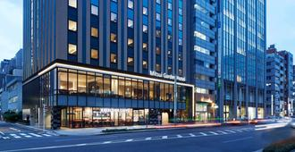 Mitsui Garden Hotel Kyobashi - Tokyo - Building