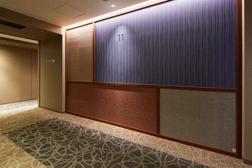 Mitsui Garden Hotel Kyobashi - Tokyo - Hallway
