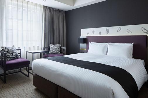 Mitsui Garden Hotel Kyobashi - Tokyo - Bedroom