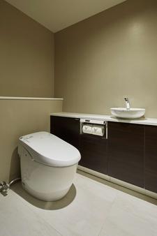 Mitsui Garden Hotel Kyobashi - Tokyo - Bathroom