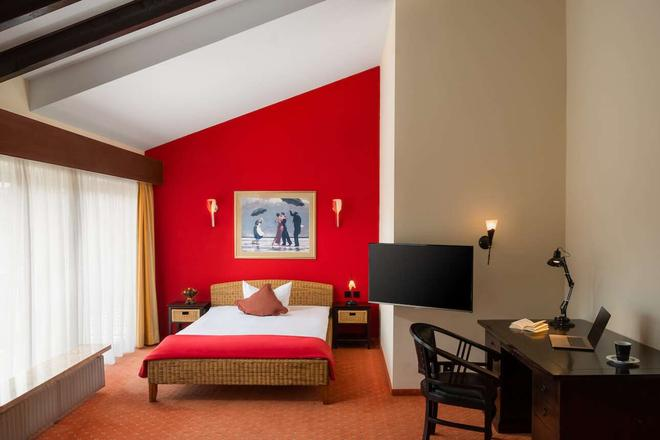 魯文艾特澤爾酒店 - 斯圖加特 - 斯圖加特 - 臥室