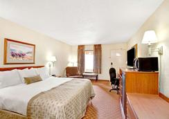 Ramada by Wyndham West Memphis - West Memphis - Bedroom