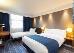 Holiday Inn Express London - Southwark - Londra - Camera da letto