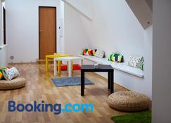 Internesto Apartments Downtown - Brno - Living room