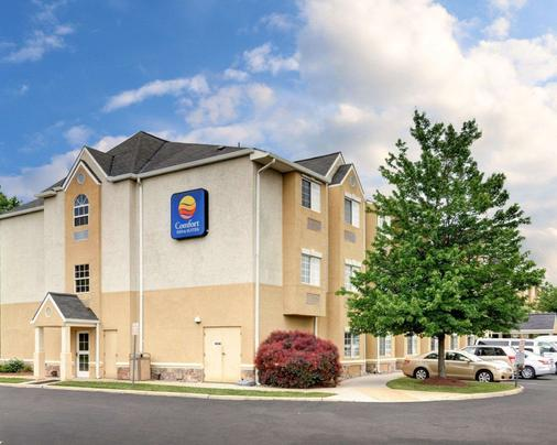 Comfort Inn & Suites Airport Dulles-Gateway - Sterling - Κτίριο