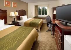 Comfort Inn & Suites Airport Dulles-Gateway - Sterling - Bedroom