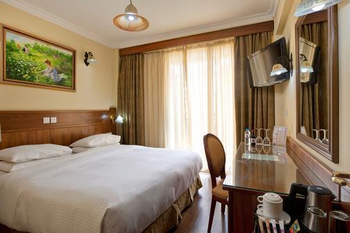 Ξενοδοχείο Σεμέλη - Λευκωσία - Κρεβατοκάμαρα