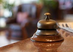 Ξενοδοχείο Σεμέλη - Λευκωσία - Σαλόνι ξενοδοχείου