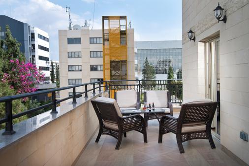 Semeli Hotel - Nikosia - Parveke