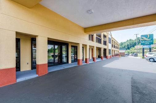 Quality Inn Tanglewood - Roanoke - Toà nhà