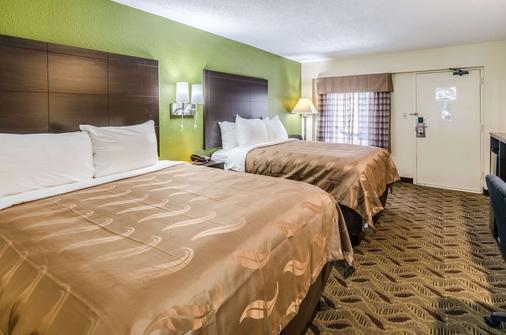 Quality Inn Tanglewood - Roanoke - Phòng ngủ