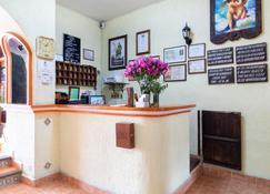 Hotel Villa Real II - San Cristóbal de las Casas - Receptie