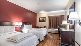Red Roof Inn Plus+ San Antonio Downtown - Riverwalk - San Antonio - Bedroom