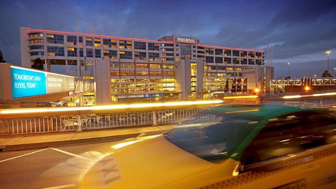 Parkroyal Melbourne Airport - Melbourne - Κτίριο