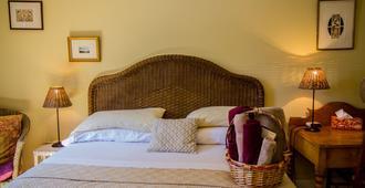 Au Croissant De Lune - Quebec - Schlafzimmer