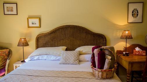 Au Croissant De Lune - Québec City - Bedroom
