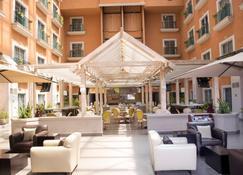 iStay Hotel Ciudad Juarez - ซิอูแดด จอเรซ - ร้านอาหาร
