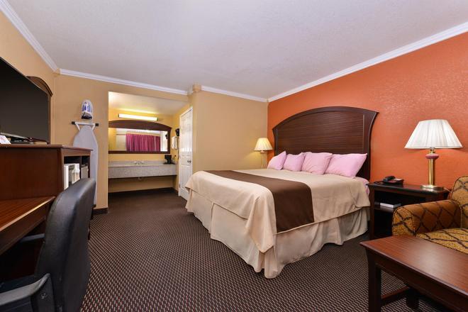 Americas Best Value Inn Schulenburg - Schulenburg - Bedroom