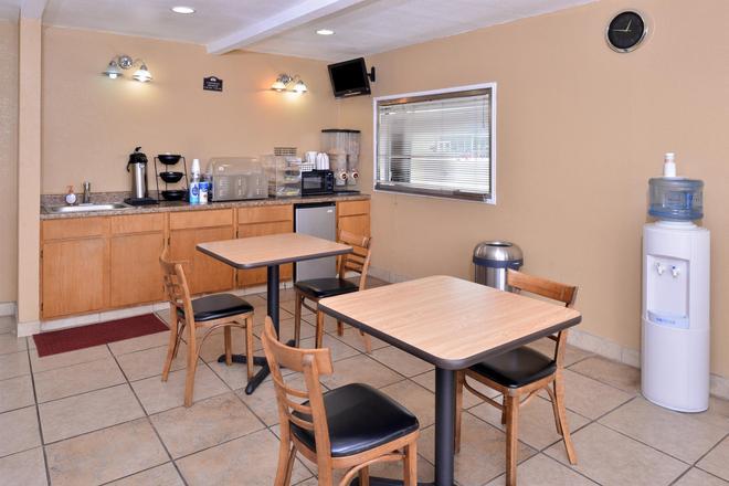 Americas Best Value Inn Schulenburg - Schulenburg - Restaurant