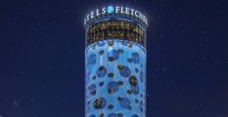 Fletcher Hotel Amsterdam - Amsterdam - Gebäude