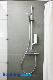 A'ppart Hotel Garden Cottage - Dresden - Bathroom