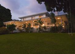Ka'awaloa Plantation Bed & Breakfast - Captain Cook - Bâtiment