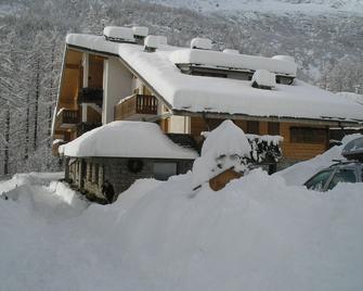 Residence Weissthor - Macugnaga - Gebouw