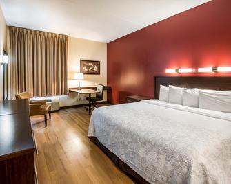 Red Roof Inn Plus+ Long Island - Garden City - Westbury - Ložnice